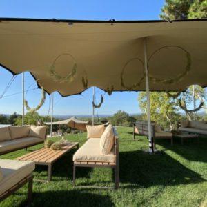 Location tentes stretch